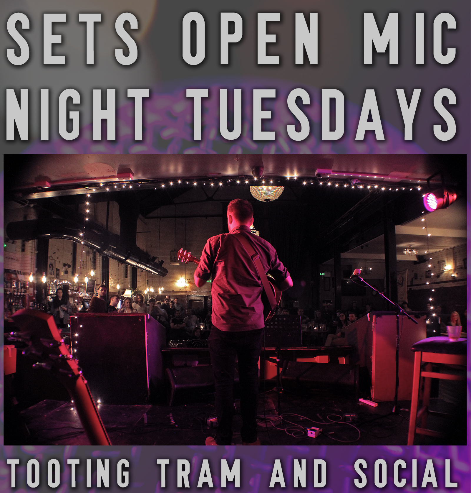 SETS Open Mic Tuesdays