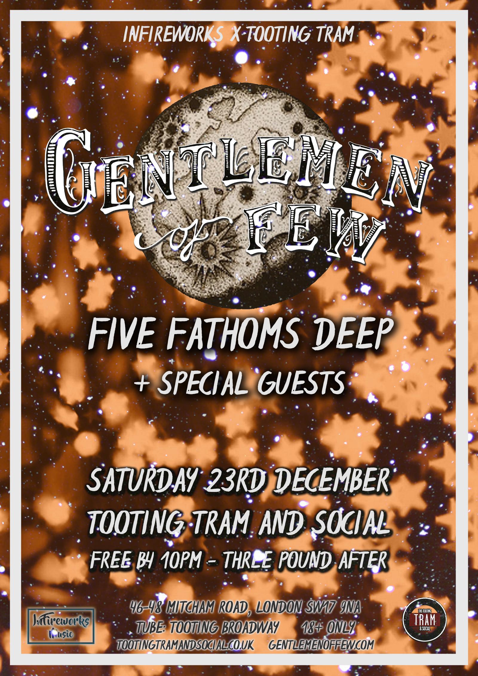 InFireworks / Gentlemen of Few / DJ 7oel