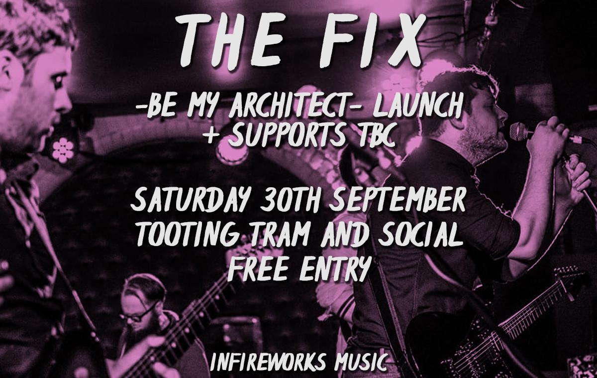 iFM: The Fix + support / DJ JDen