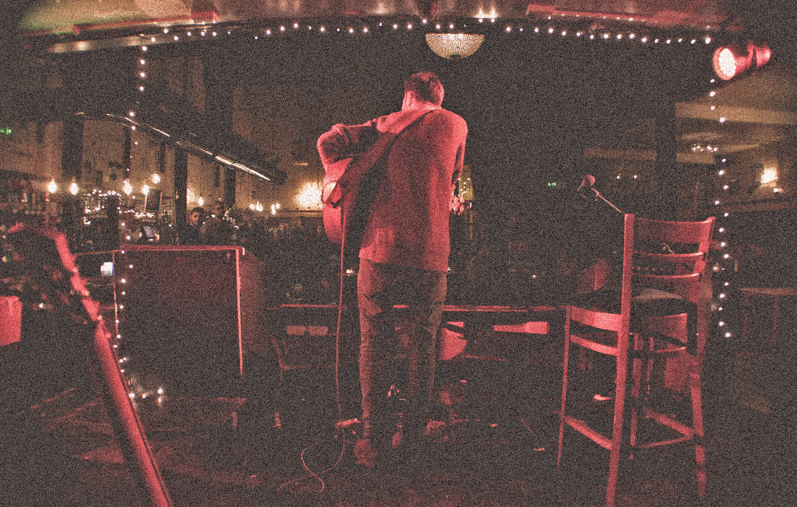 Open Mic Night at the Tooting Tram & Social