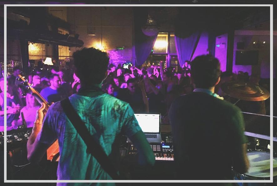 InFireworks: Live Music tba / DJ 7oel