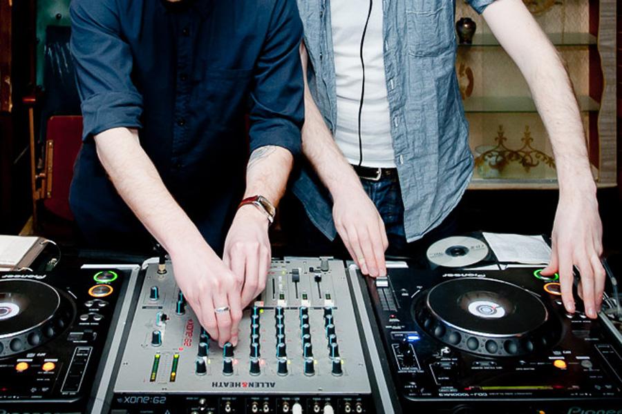 DJ-events